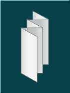 Изготовление буклетов в типографии
