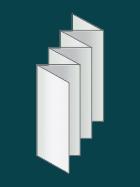 Печать буклетов в типографии