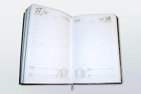 Заказать ежедневники с логотипом компании