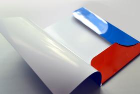 Печать на вырубных папках в типографии