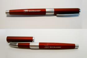 Заказать ручки с логотипом компании