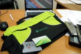 Промо-сумки с логотипом компании