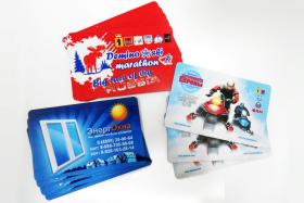 Фирменные магниты, магниты на заказ, визитки-магниты