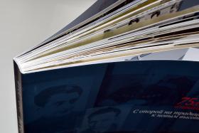 Каталоги в мягком переплёте  в типографии